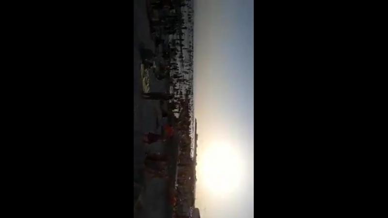 Ақтау Хазар теңізінің жағасы! Каспий