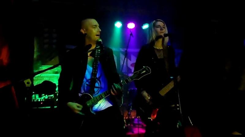 Manntra - Meridian (Live Katran Zagreb 2018.)