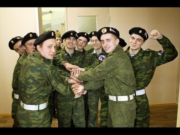 Военно-патриотический клуб СЫНЫ ОТЕЧЕСТВА - Строевая 2015