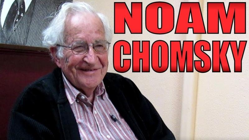 PRIMO NUTMEG 169: Noam Chomsky