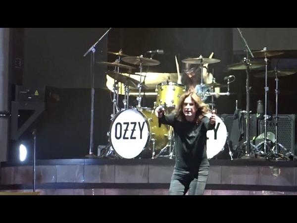 Ozzy Osbourne - Bark at the Moon - Prague 2018 Praha