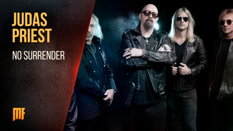 Judas Priest - No Surrender (2018)