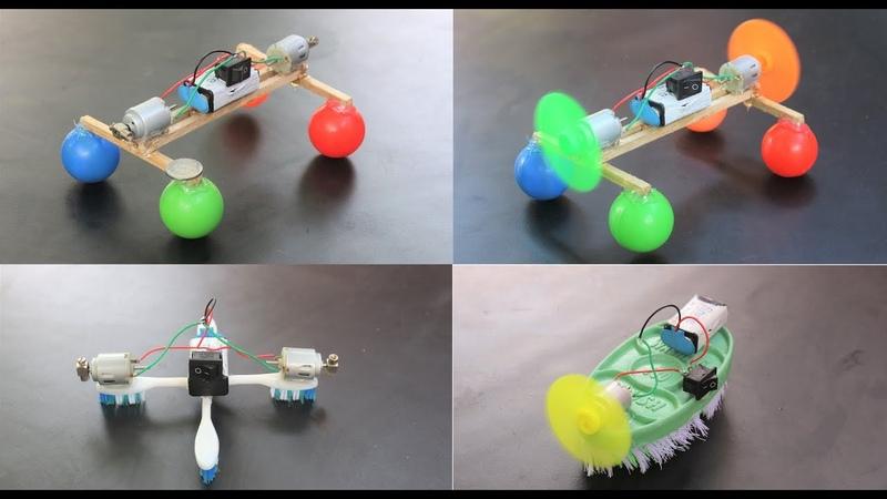 4 amazing ideas DIY toys easy
