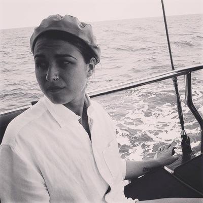 Виктория Квачантирадзе