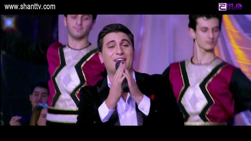 Ամանորը Շանթում New Year In Shant TV 2016 Arman Khachatryan
