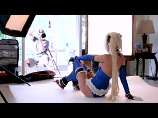 Dead or alive - mary rose (part 3) - japanese game erotic cosplay hentai sex por