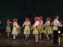 Горномарийский танец.Танцевальный коллектив Хорошки