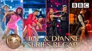 Joe Sugg and Dianne Buswell's Journey to the Final - BBC Strictly 2018