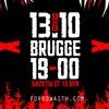 13.10 - FORODWAITH - МИНСК/BRUGGE