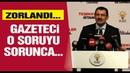 AKP'li Ali İhsan Yavuz'un zor anları Gazeteci o soruyu sorunca