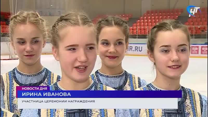 В Ледовом дворце завершаются последние приготовления к старту кубка России по фи