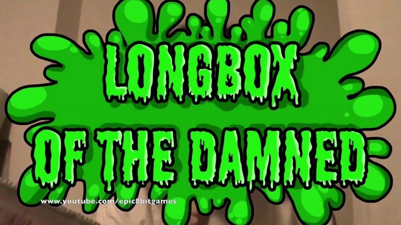 Longbox Bumper Contest Entries 2017 Longbox of the Damned смотреть онлайн без регистрации