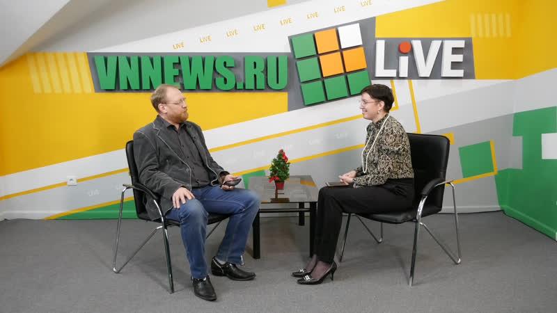 Беседа с Владимиром Львовским о колледже искусств