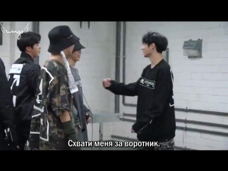 [RUS SUB] [РУС САБ] MIC Drop MV MAKING FILM BTS MEMORIES OF 2017