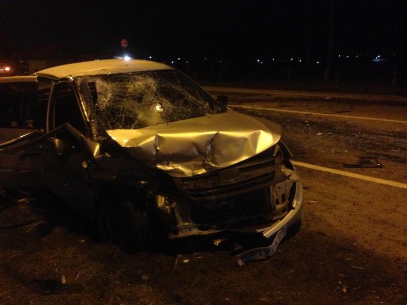 ДТП в Кумыше унесло жизнь мужчины