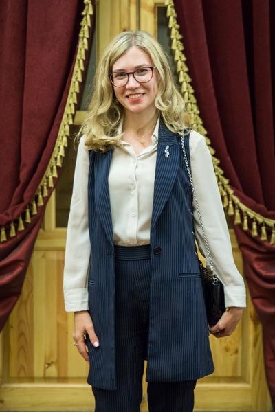 Наталья Ознобихина