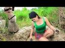 Wow Bela Garota Pesca Em Battambang Pesca Khmer Net Como Pegar Peixe Parte 137