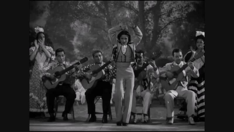 Carmen Amaya in the 1944