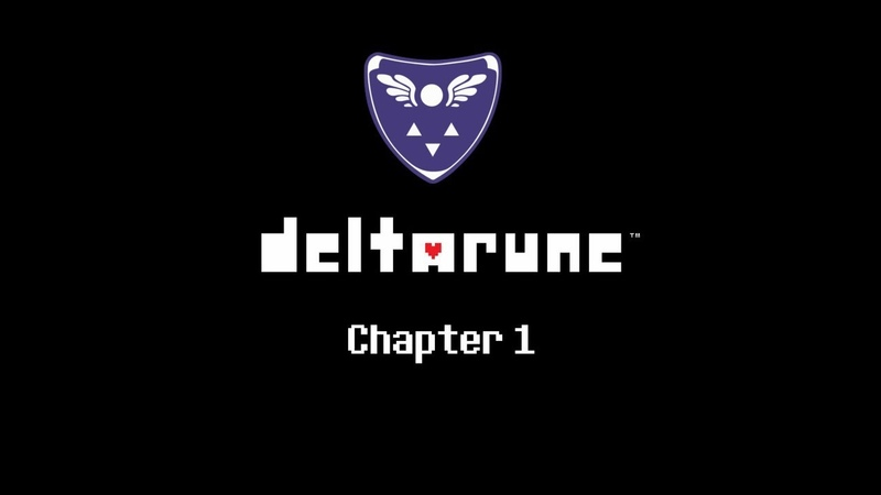 Toby Fox - Delta Rune Chapter 1 full OST