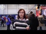 Репортаж с презентации на Comic Con Russia 2018