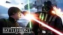 Star Wars Battlefront 2015 2К 60 FPS Герои VS Злодеев