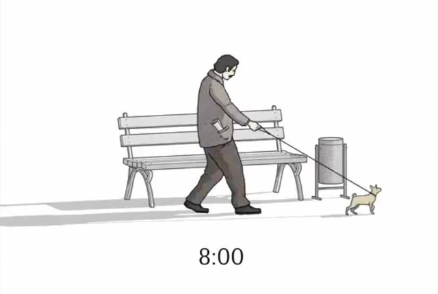 История одной скамейки