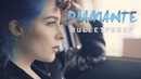 DIAMANTE - Bulletproof (Official Music Video)