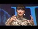 Речь Шейлин на сцене кинофестиваля в Довиле