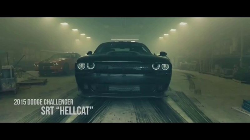 Dodge Challenger SRT (mishlawi-all night, tropkillaz-way up)