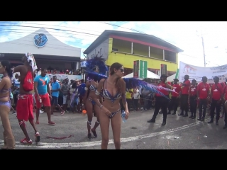 Trinidad and tobago carnival 2017 passion