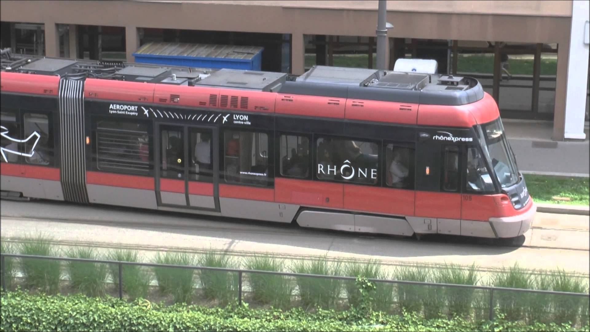 Трамвай Ronexpress