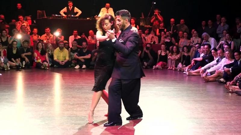 Tango- Juana Sepúlveda y Christian Marquez (Los Totis), 30-4-2017, Brussels TF, Mixed couples 4-5