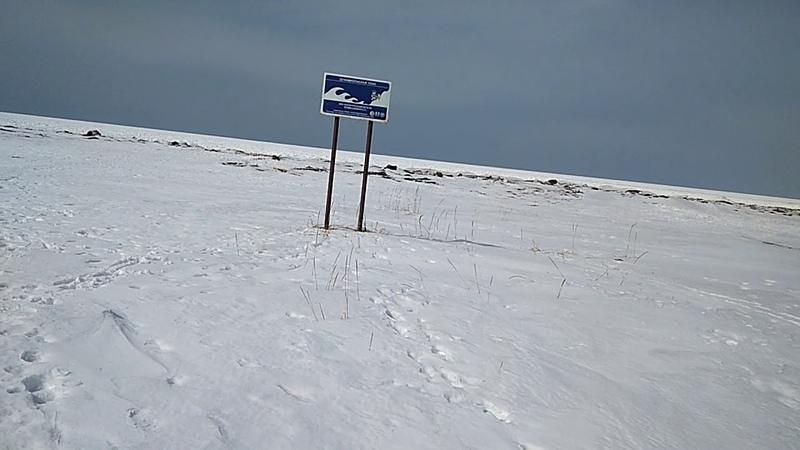 Босиком по снегу, день 70!🎉