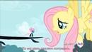 My Little Pony FiM Сезон 4 серия 16 It Ain't Easy Being Breezies HD русские субтитры