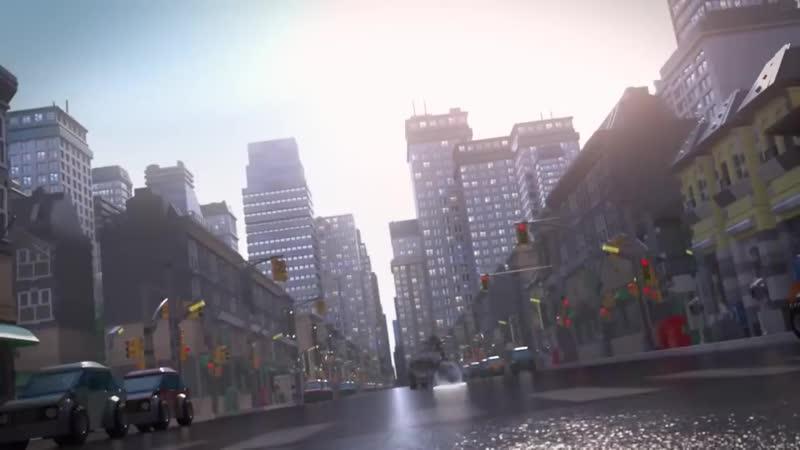 LEGO Marvel Новые Мстители - Эпизод 3