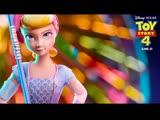 История игрушек 4 / Toy Story 4.ТВ-ролик (2019) [1080p]
