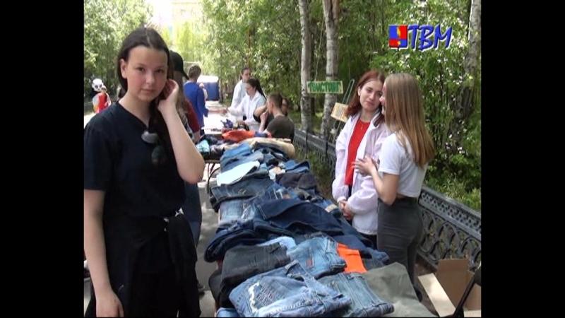 В Мончегорске отметили День молодежи на 10 дней раньше обычного, чтобы выпускники школ смогли повеселиться с друзьями до того, к
