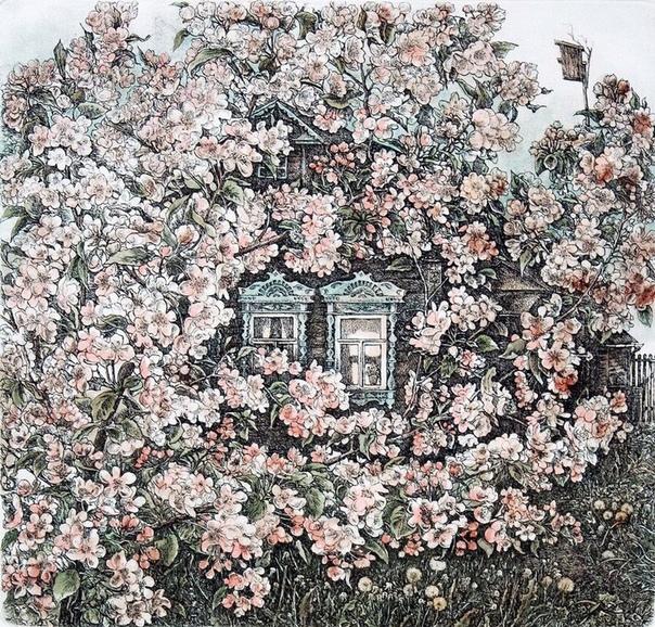 Художник Александр Ветров Александр Егорович Ветров родился 9 октября 1952 года в деревне Митино Красногорского района Московской области. С 1964 по 1968 годы учился в изостудии при Доме
