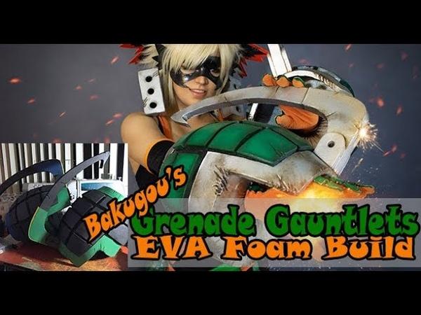 Bakugous Grenade Gauntlets Tutorial | The Build