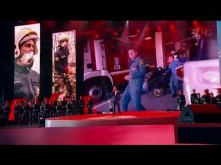 Витас. Как жили мы борясь. Концерт к Дню Спасателя. Показ на ТВ 24.12.2016