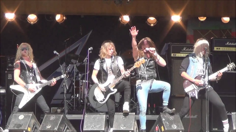 Ambush - Natural Born Killers Live @ Muskelrock 2014
