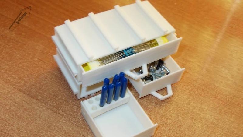 3D-печать, обзор ч.1