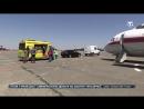 Спецборт МЧС доставил тяжелобольного ребенка на лечение в Москву