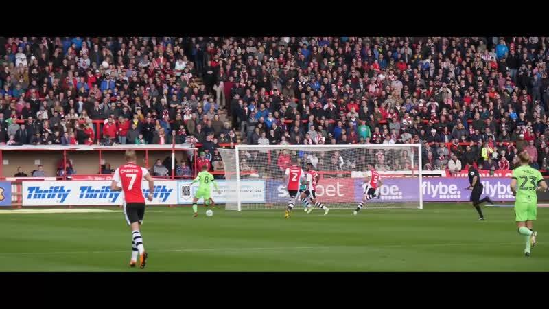 Сент-Джеймс Парк 360: Эксетер Сити 1:2 Форест Грин Роверс (27/10/18) ¦ Exeter City Football Club