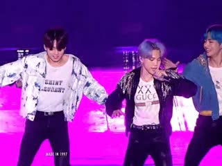 190321 ly in hk day 2 | taekook moment