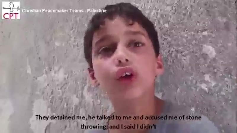 Des brigades de pédophiles juifs déguisés en champignons qui raflent des gamins palestiniens