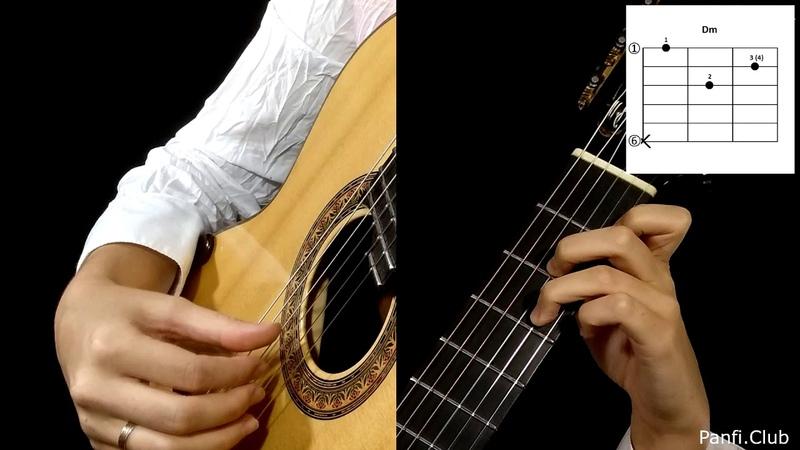 Разбор на гитаре песни из к ф Белое солнце пустыни Ваше благородие