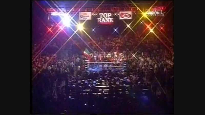 Мэнни Пакьяо vs Хорхе Солис (полный бой) [14.04.2007]