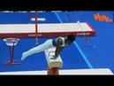 Игры Центральной Америки и Карибского бассейна 2018 Спортивная гимнастика Мужчины Конь Манрике Лардуэт Куба золото
