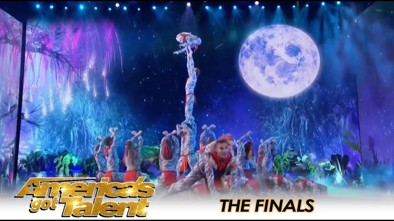 Zurcaroh WOWS Judges Mel B ADMITS They Can WIN The AGT Finals! | America's Got Talent 2018
